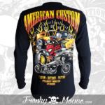 long-sleeves-franky-mouse-american-custom-noir-for-men-back