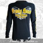 Long Sleeve T-shirt Franky Mouse Live Non Sense