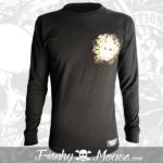 Long Sleeve T-shirt Franky Mouse Deamon Spirit