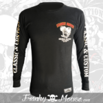 Long Sleeve T-shirt Franky Mouse Vintage Authentic