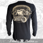 long-sleeves-franky-mouse-old-school-noir-for-men-back