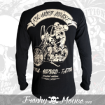 long-sleeves-franky-mouse-ride-rat-noir-for-men-back