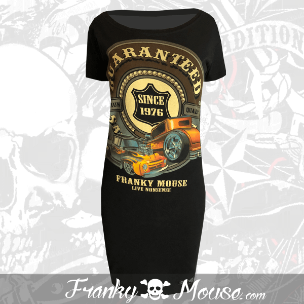 T-Shirt Dress Franky Mouse Premium Guaranteed