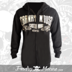 Hoodies Franky Mouse Vintage Custom Made