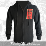 Hoodies Franky Mouse MSF Yellow Koi Fish