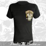 T-Shirt Franky Mouse Generator Shovelhead