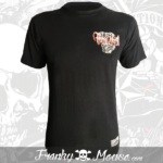 T-Shirt Franky Mouse Knucklehead Live Nonsense