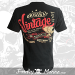 t-shirt-biker-franky-mouse-original-vintage-black-for-men-back