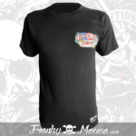 T-Shirt Franky Mouse Live to Ride Live Nonsense