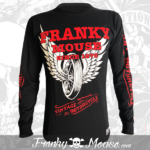 Long Sleeve T-shirt Franky Mouse Vintage Style