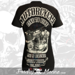 top-biker-franky-mouse-black-custom-work-back