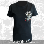 T-shirt For Women Franky Mouse Evolution Motors