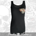 Tank Top For Women Franky Mouse Knuckle Head