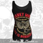 top-biker-franky-mouse-kick-custom-hotroad-for-women-back
