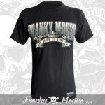 T-Shirt Franky Mouse Ride Free Born to Ride