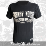 T-Shirt Franky Mouse Two Wheels Move The Soul
