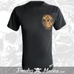 T-Shirt Franky Mouse Knuckle Head Rocker Box