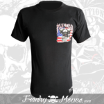 T-Shirt Franky Mouse Pan Head Heritage Motor