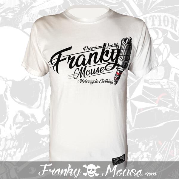 T-Shirt Franky Mouse Premium Quality Live Nonsense