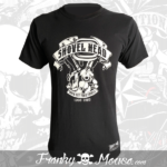 T-Shirt Franky Mouse Show Off your Shovel