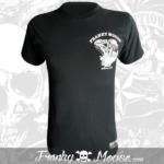 T-Shirt Franky Mouse Custom Hot Road Motor