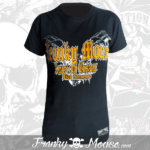 T-shirt For Women Franky Mouse American Custom