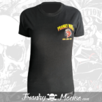 T-shirt For Women Franky Mouse American Devils