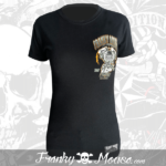 T-shirt For Women Franky Mouse Old School