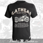 T-Shirt Franky Mouse Flat Head Motor