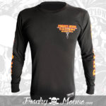 Long Sleeve T-shirt Franky Mouse Chicano Style