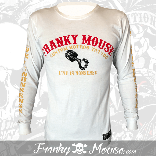 Long Sleeve T-shirt Franky Mouse King Of The Road