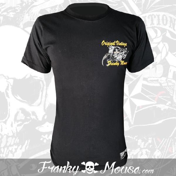 T-Shirt Franky Mouse Vintage Original Tiger