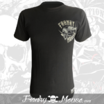 T-Shirt Franky Mouse Custom Hotrod Tattoo