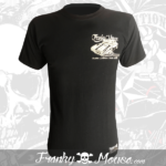 T-Shirt Franky Mouse Hotrod Speed Garage