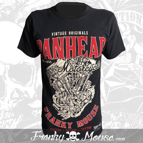 T-Shirt Franky Mouse Vintage Originals PanHead