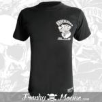 T-Shirt Franky Mouse Shovelhead The Legend