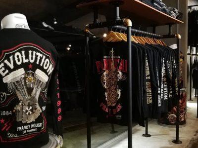 Long Sleeve Motorcycle Shirts